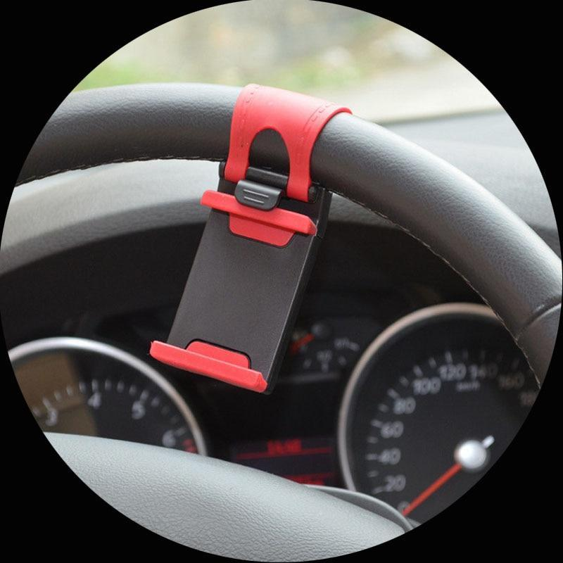 Steering Wheel Clip iPhone Holder