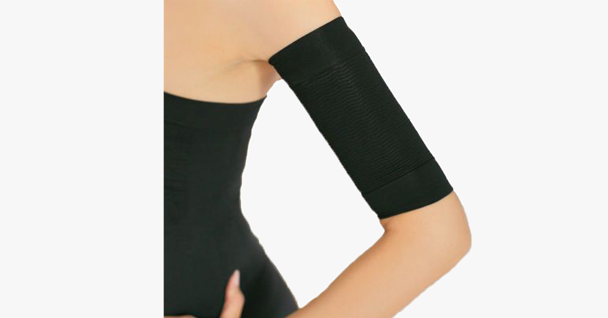 Slim Arm Wraps – Get Slimmer with Arm Trimmer