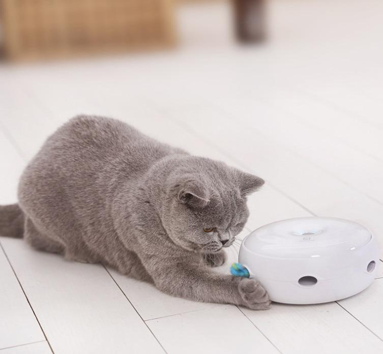 Smart Electric Cat Tease Toy
