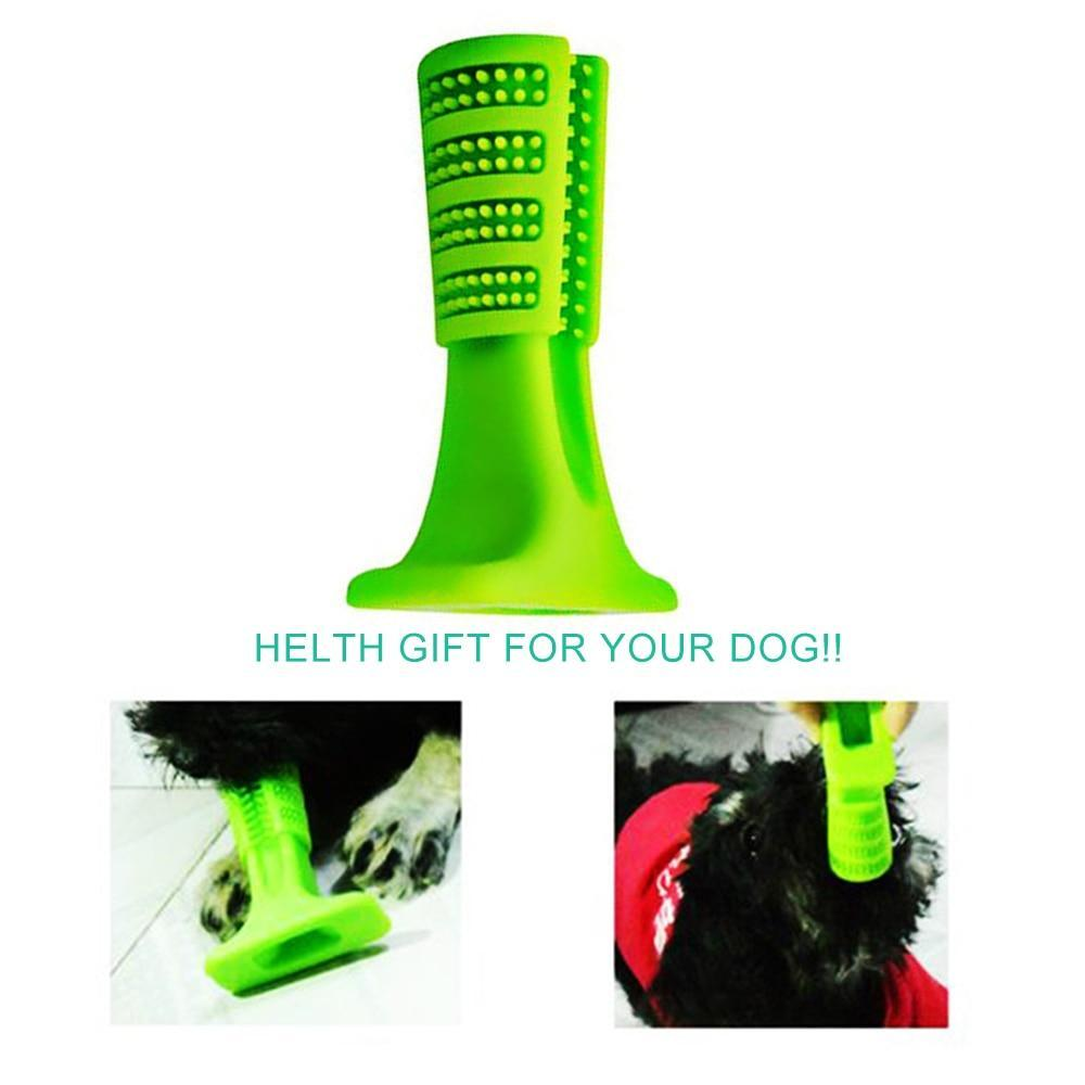 Dog Teeth Cleaning Chew Toy