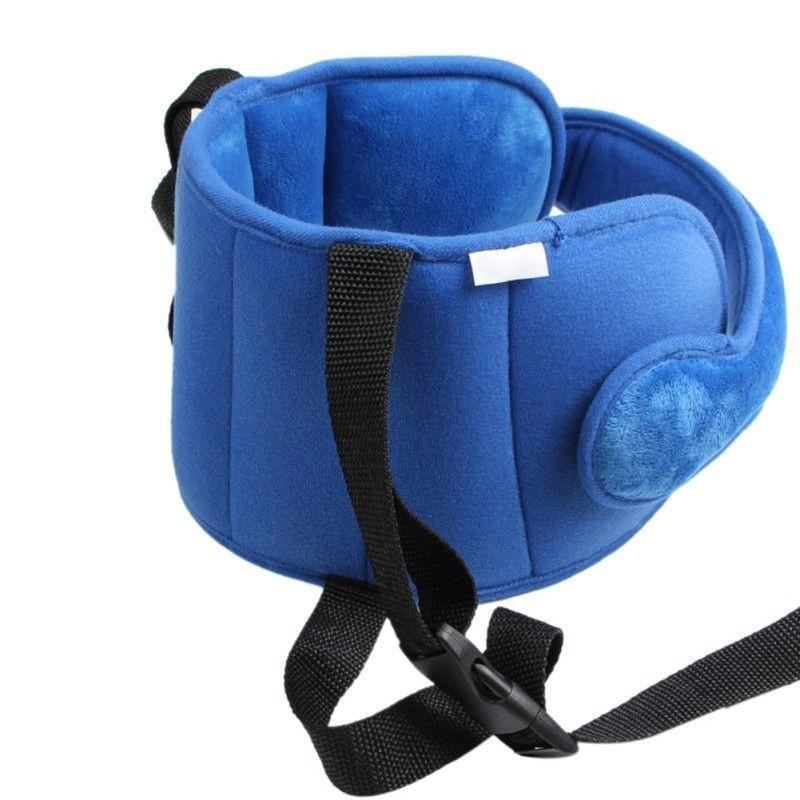 Safety Car Neck Pillow For Kids
