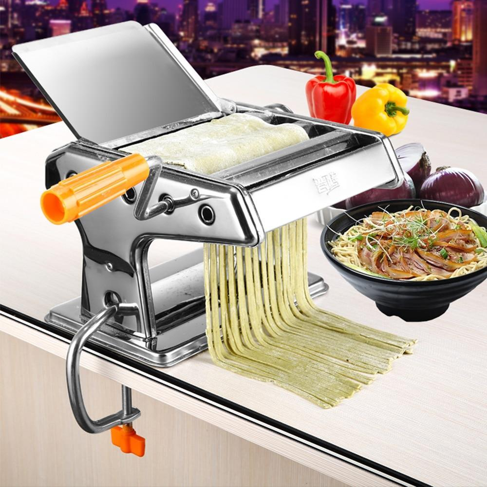 Stainless Steel Pasta Maker