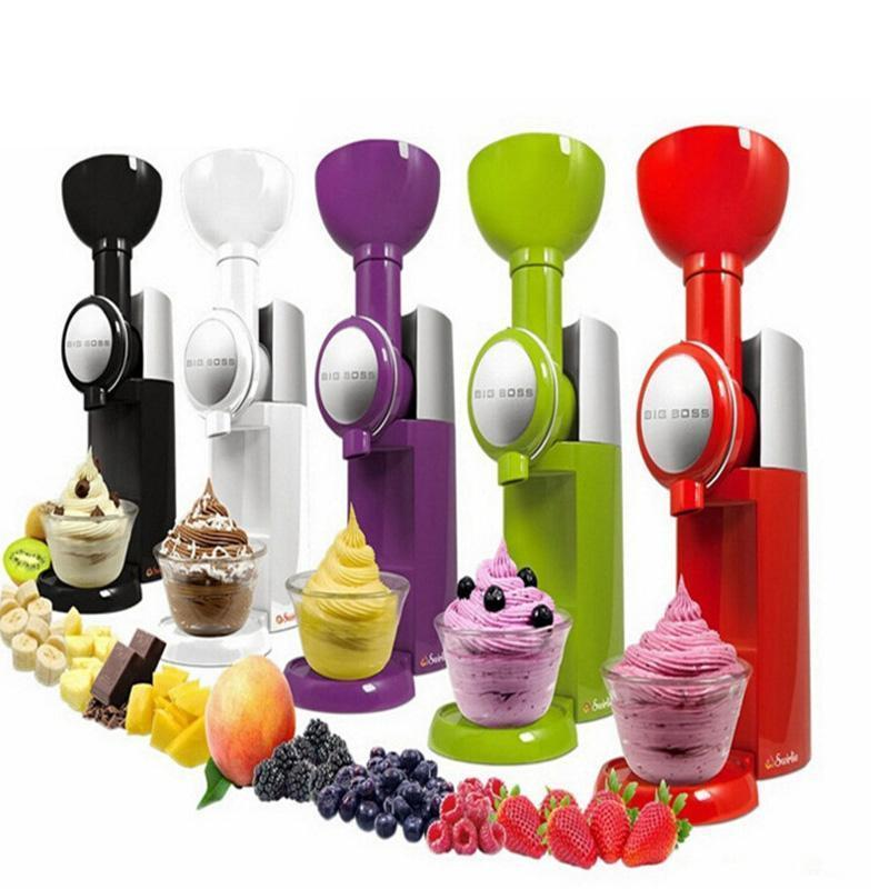 Frozen Fruit Icecream Machine