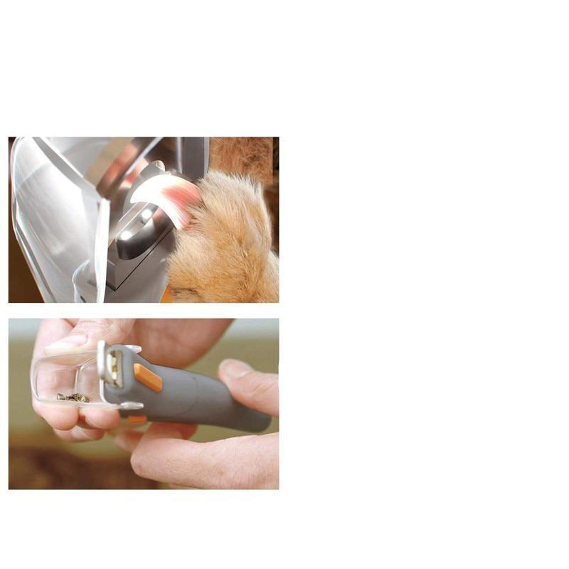 Magnifier Pet Nail Trimmer