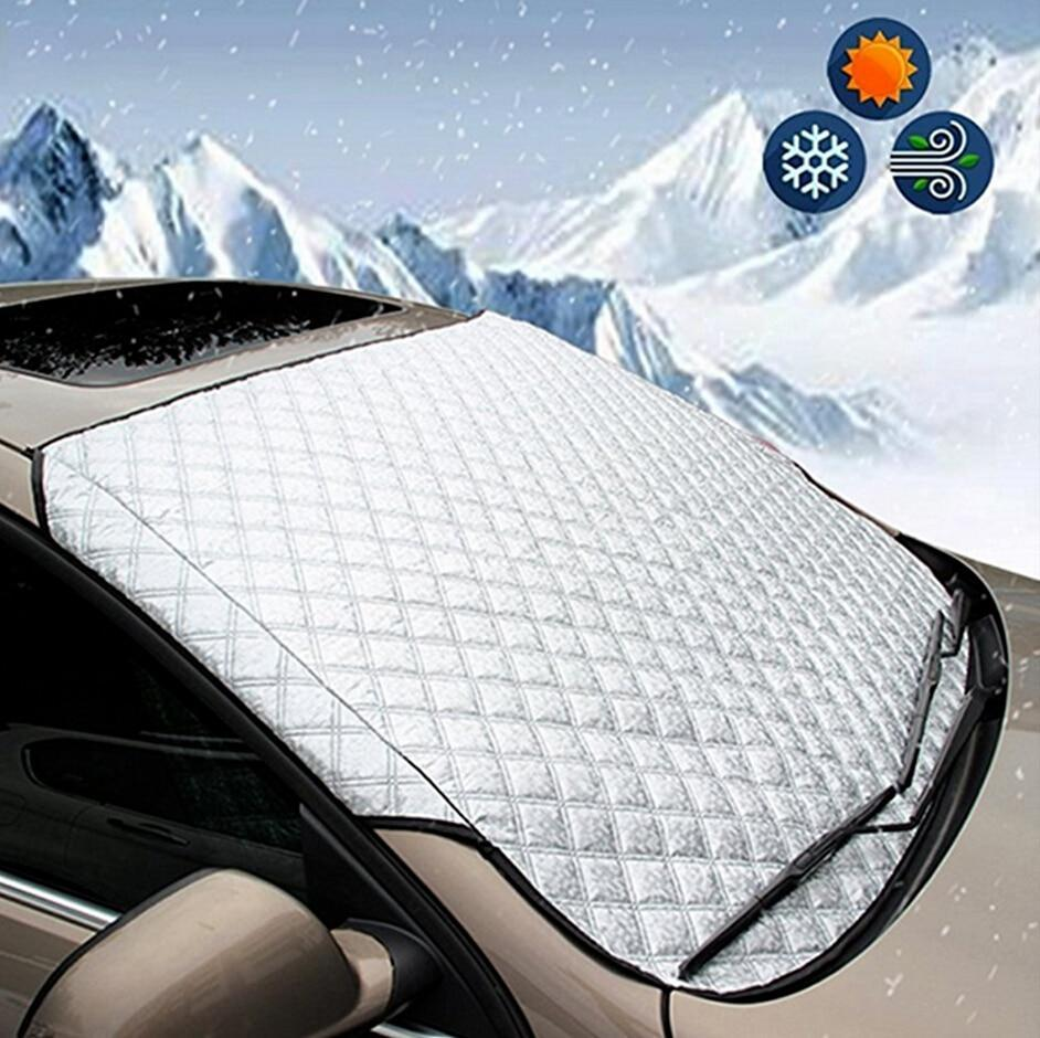 Frost Guard Car Windshield Cover