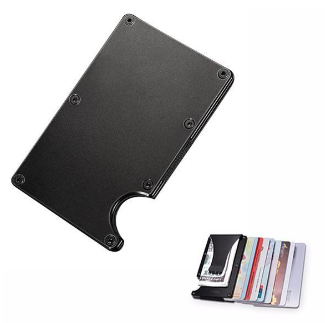 RFID Wallet | Anti Theft | Money Clip