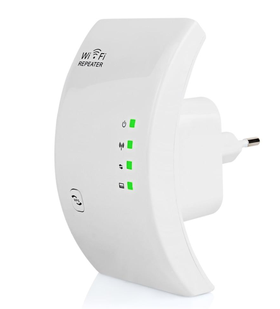 Wireless WIFI Repeater And Signal Booster