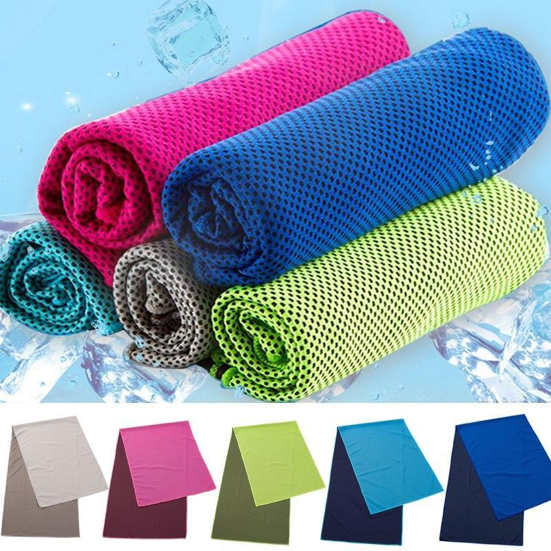 Summer Ice Towel
