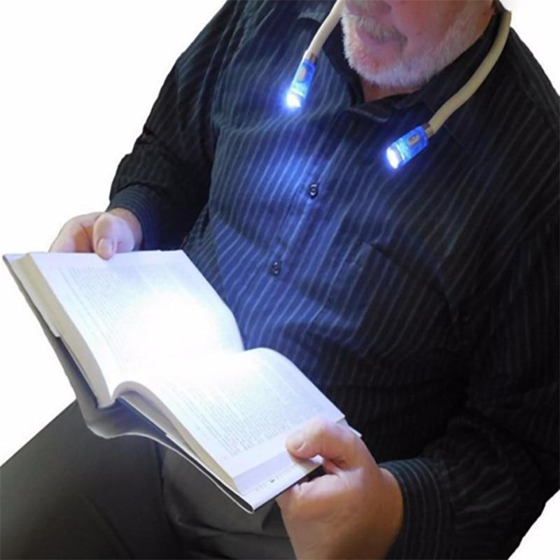 LED Handsfree Reading Lamp