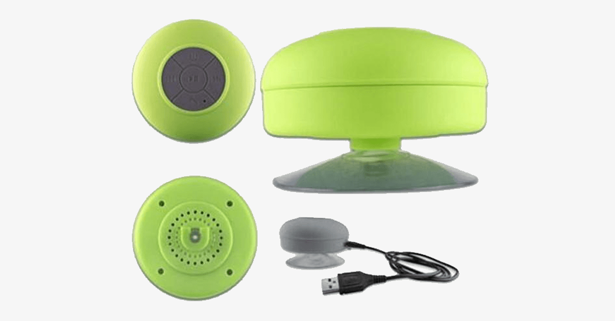 Bluetooth Speaker – Take Your Music Along With You!