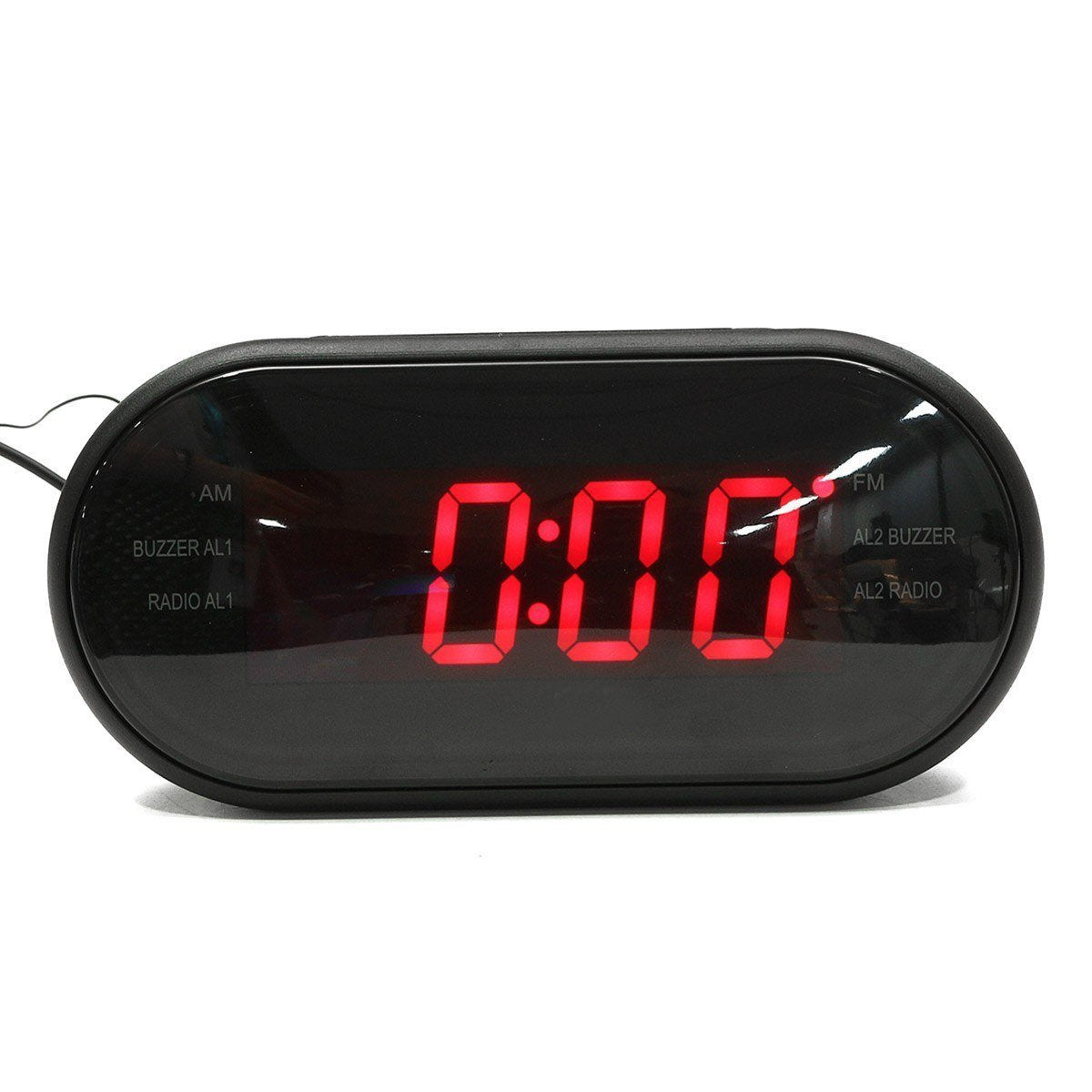 LED Display Digital AM/FM Radio