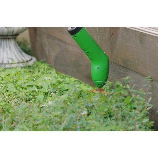 Zip Tie Cordless Trimmer & Edger!