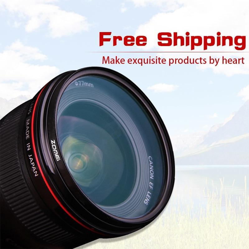 Circular Polarizing Camera filter for DSLR