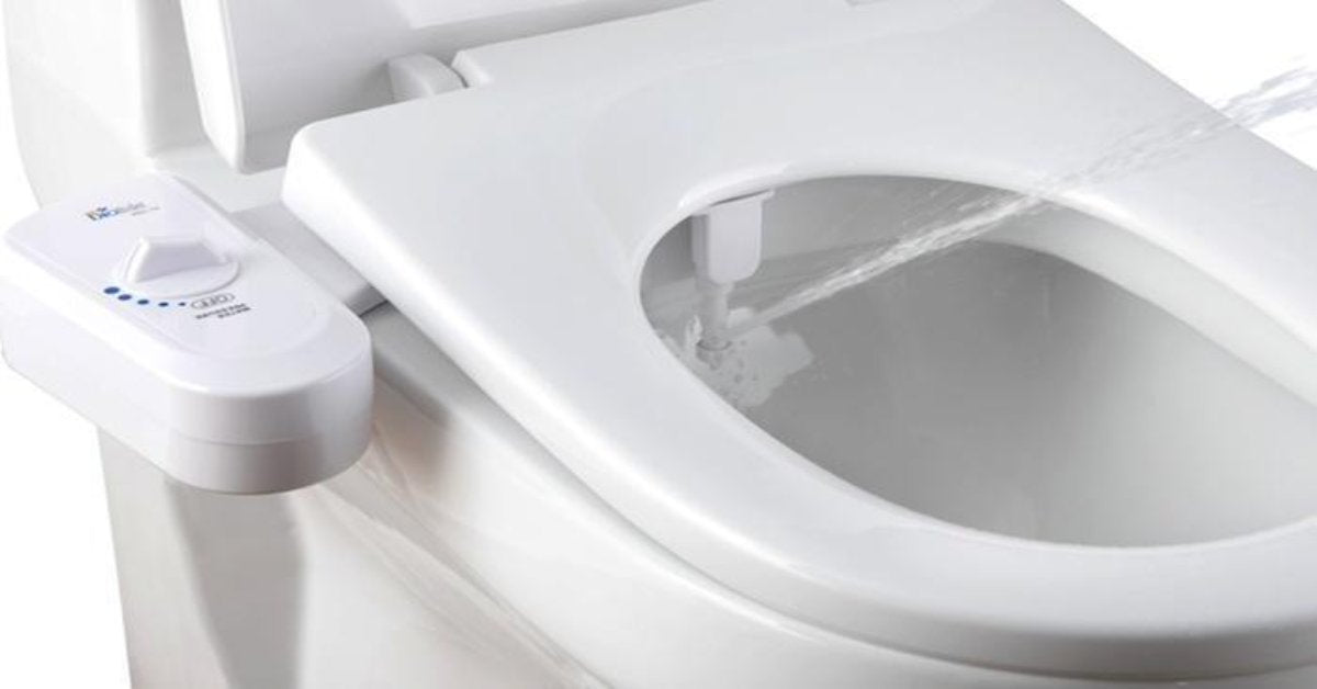 Simplet Bidet Attachment