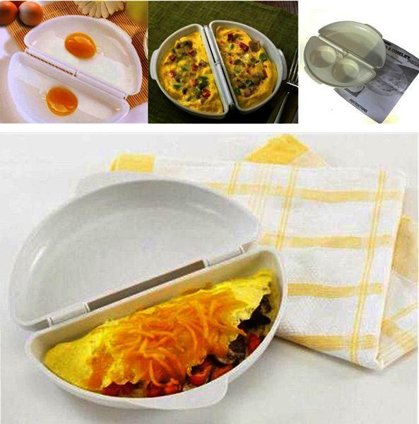 Multifunctional Microwave Omelet Cooker Pan