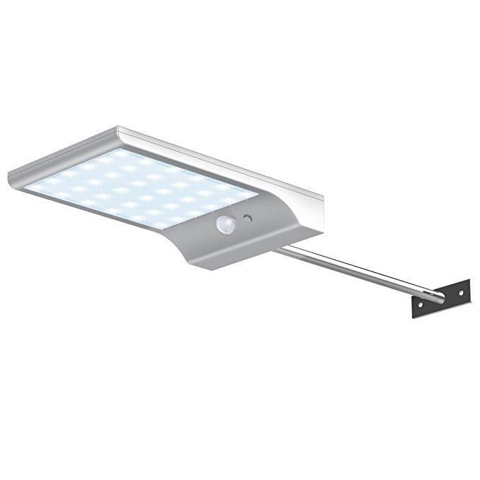 48 LEDs Solar Gutter Light