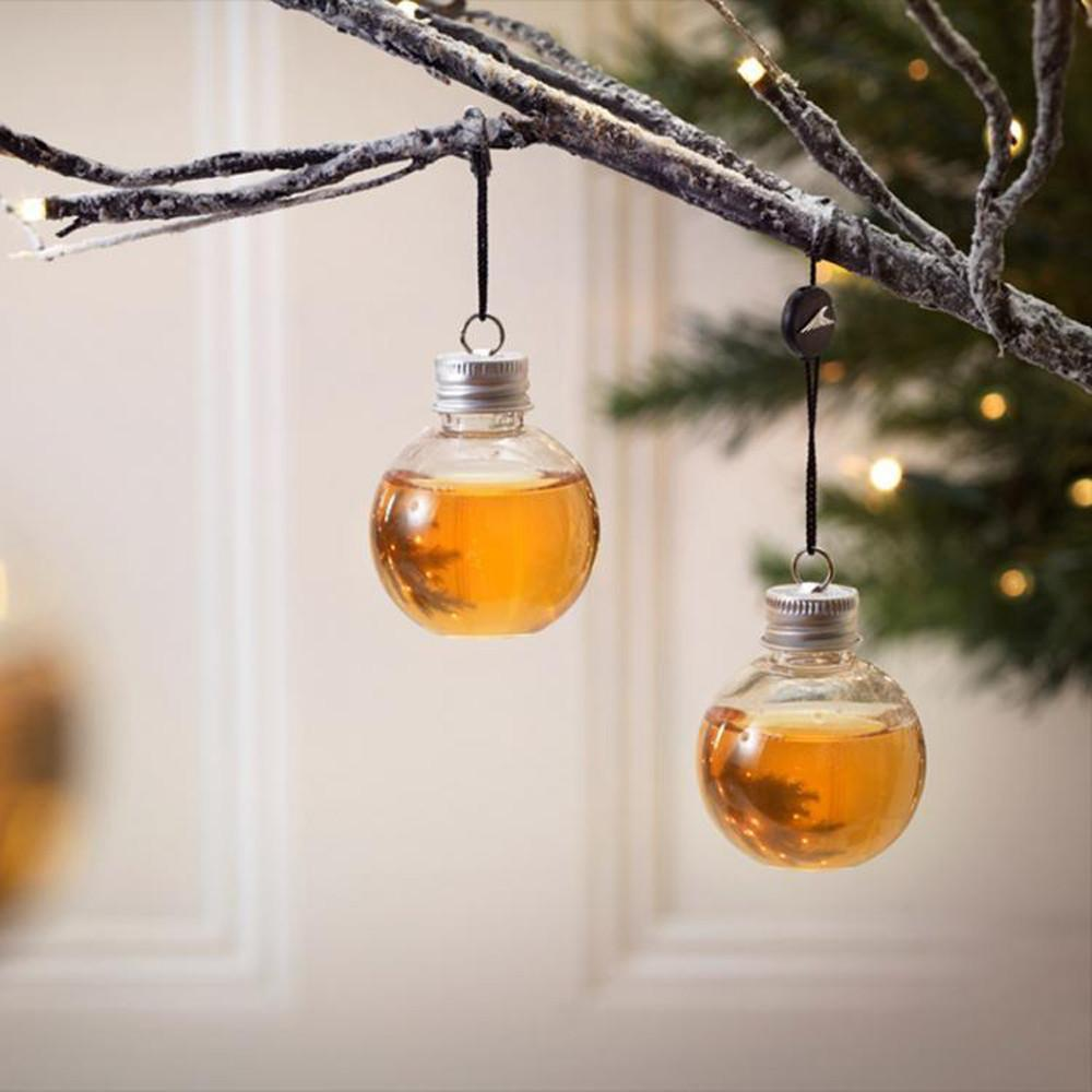 Holidays Booze Ornament Balls