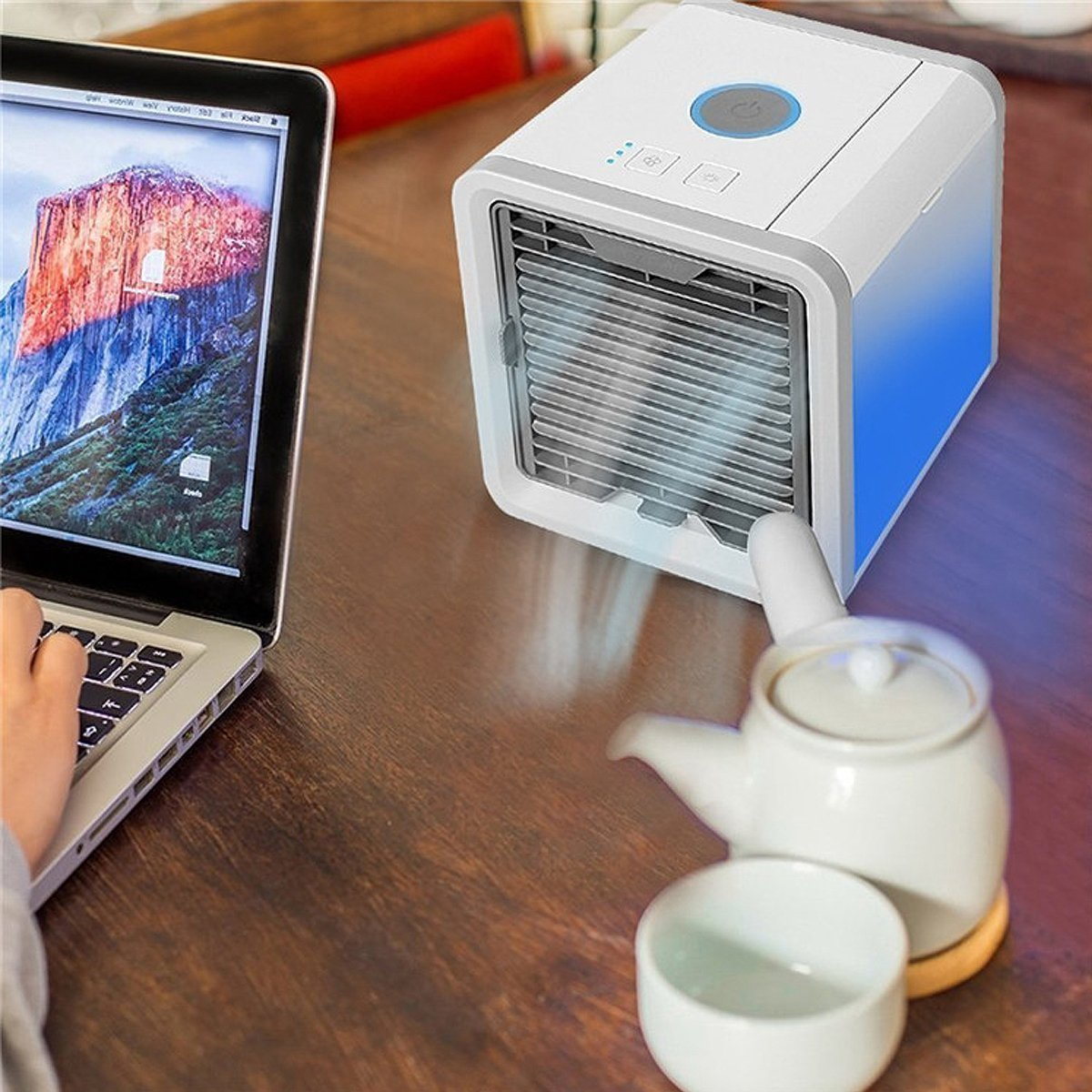 Icy Portable Cooler