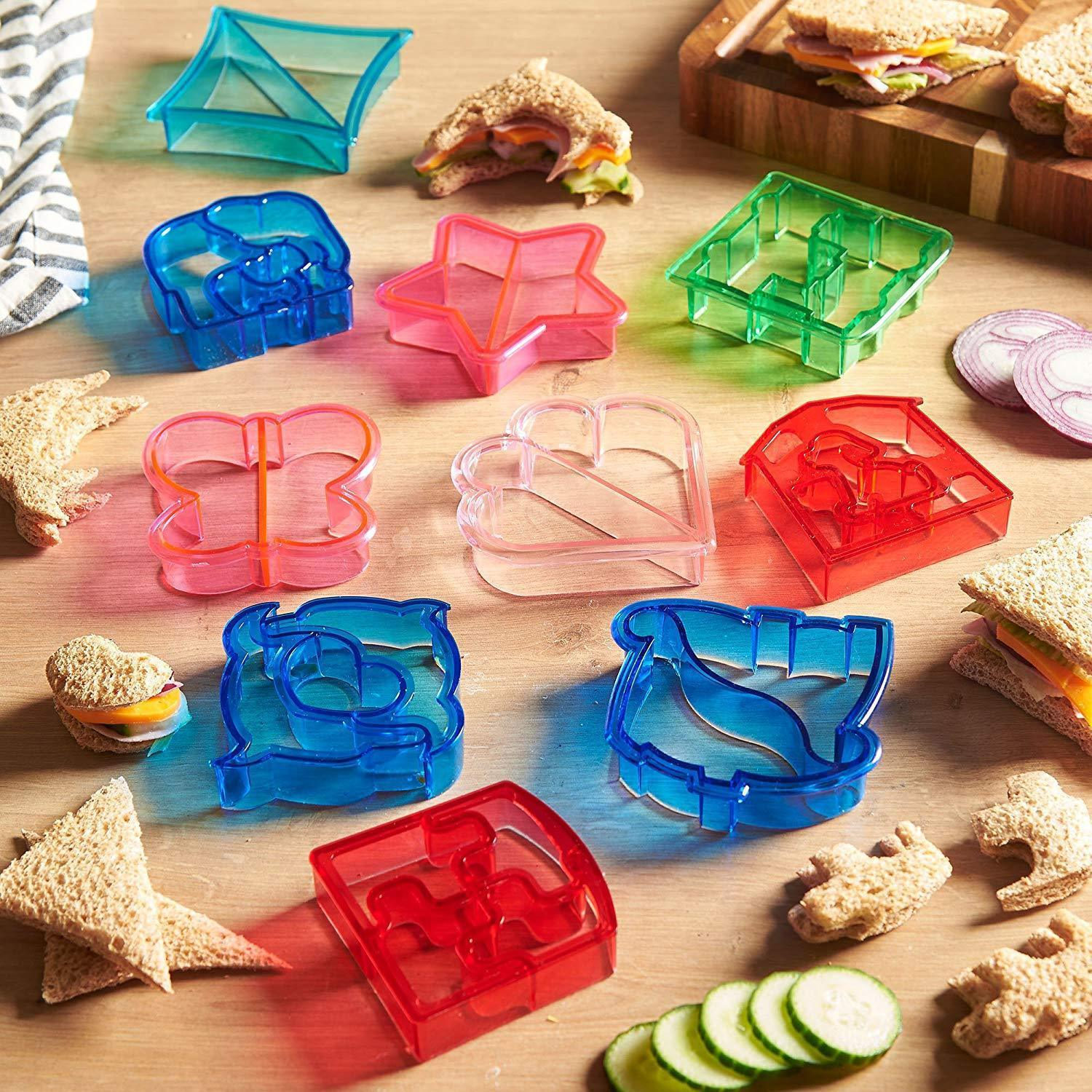 Sandwich Bread Mold Cutters