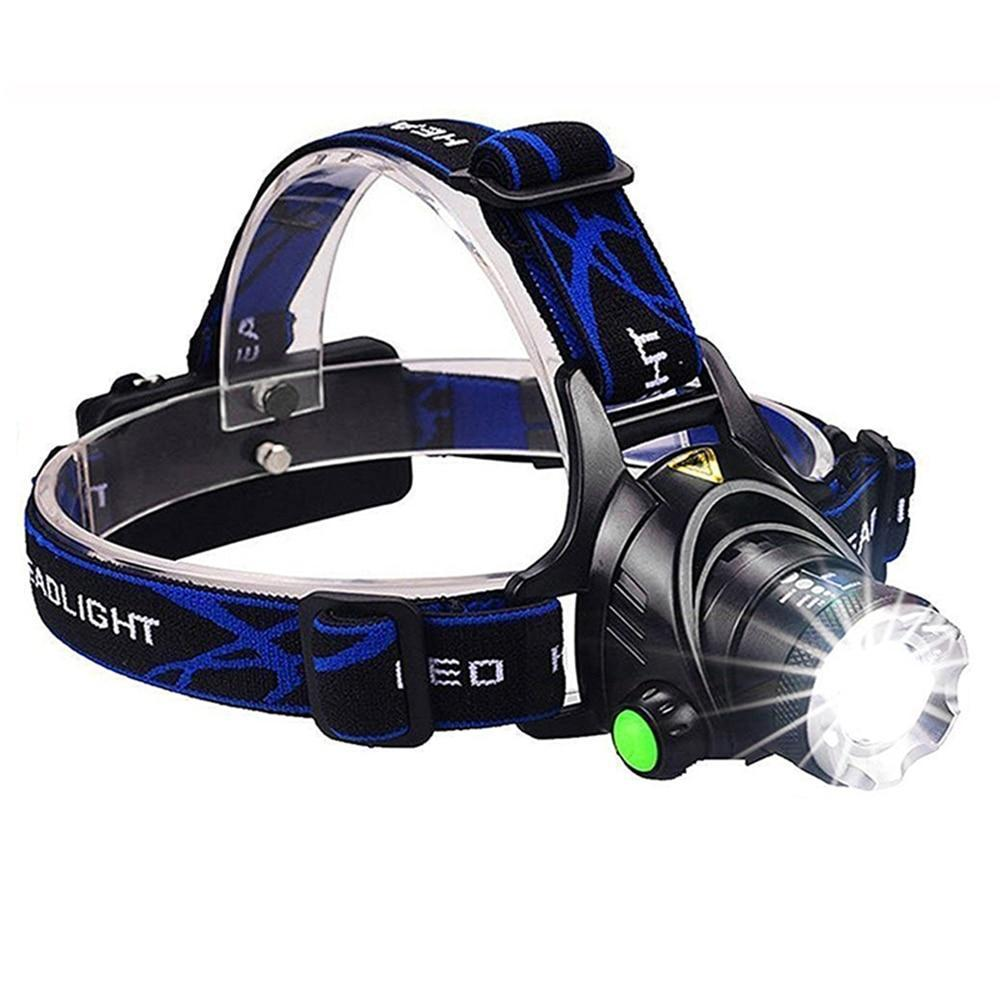 Waterproof Head Flashlight