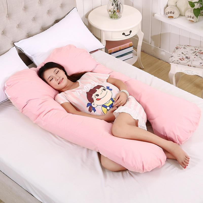 U Shaped Full Body Sleep Pregnancy Pillow