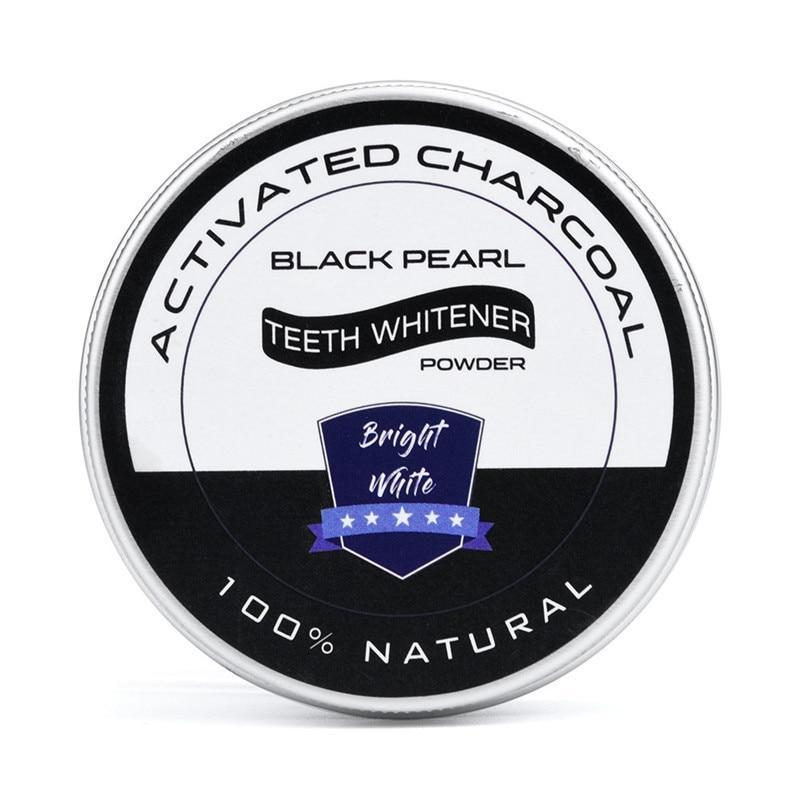 New Teeth Whitening Activated Charcoal