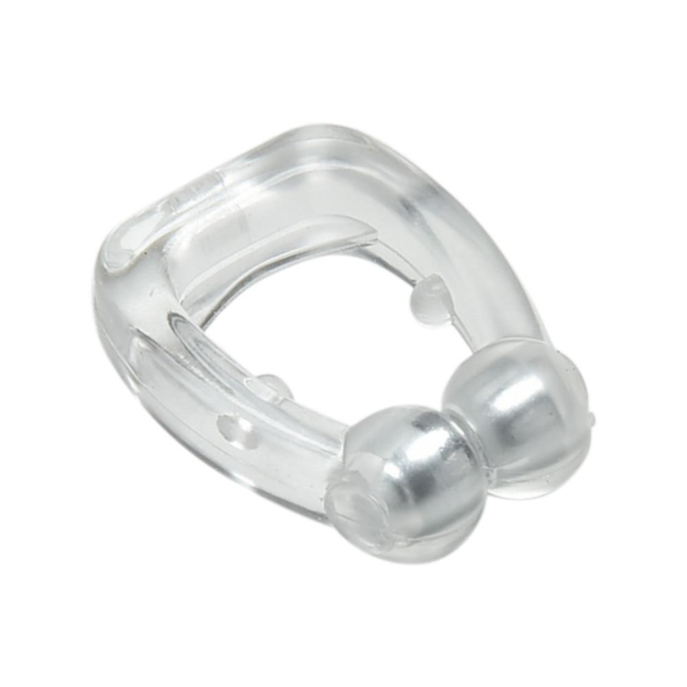 Silicone Magnetic  Nose Clip