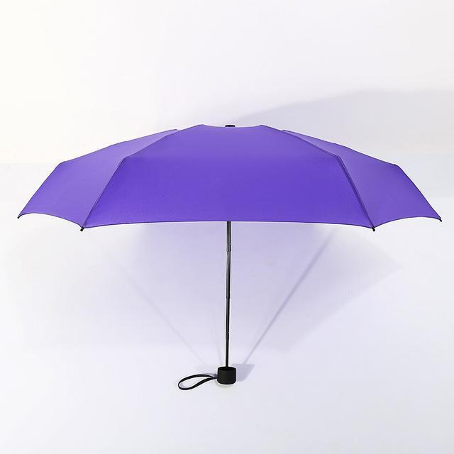 Small Folding Pocket Parasol Umbrella
