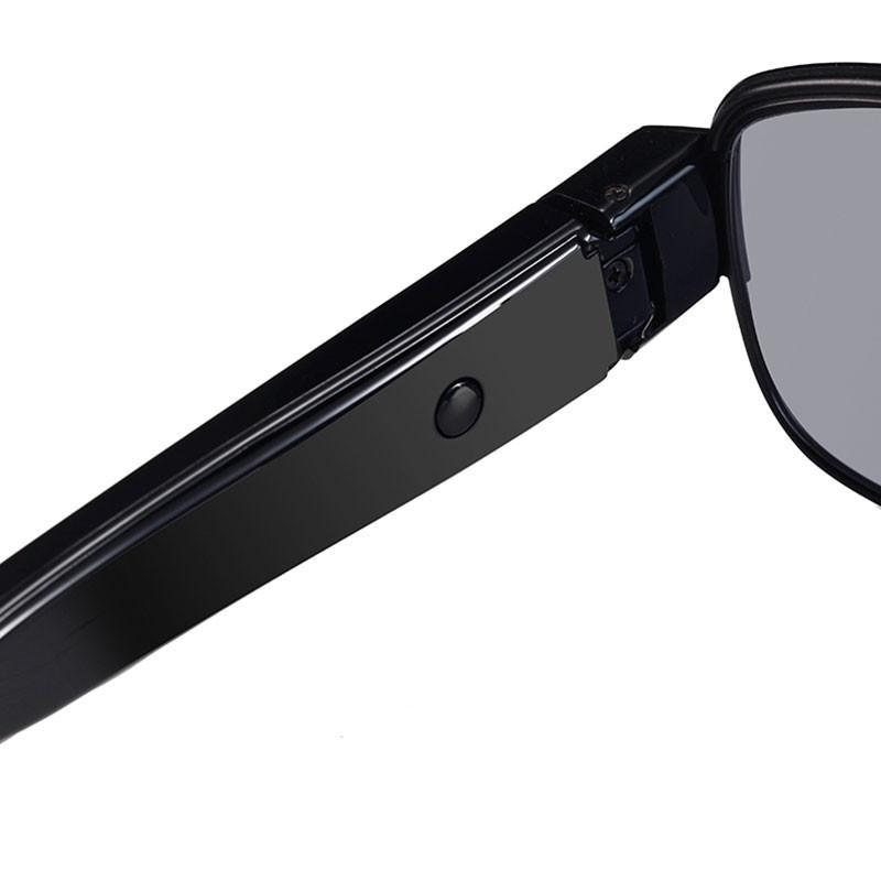 Sunglasses with HD Video Recorder