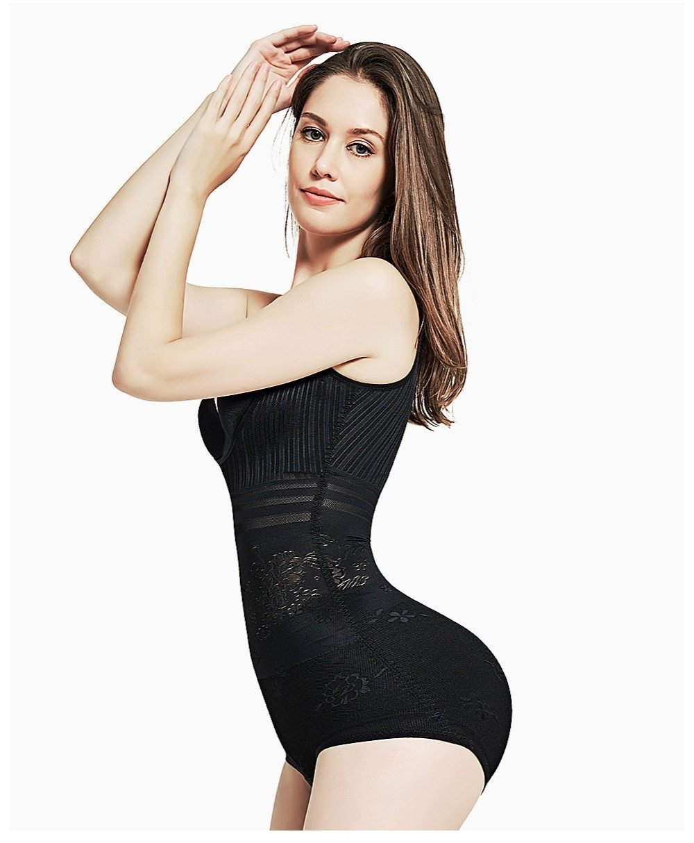 Shapewear Waist Trainer: Slimming Underwear Body Shaper