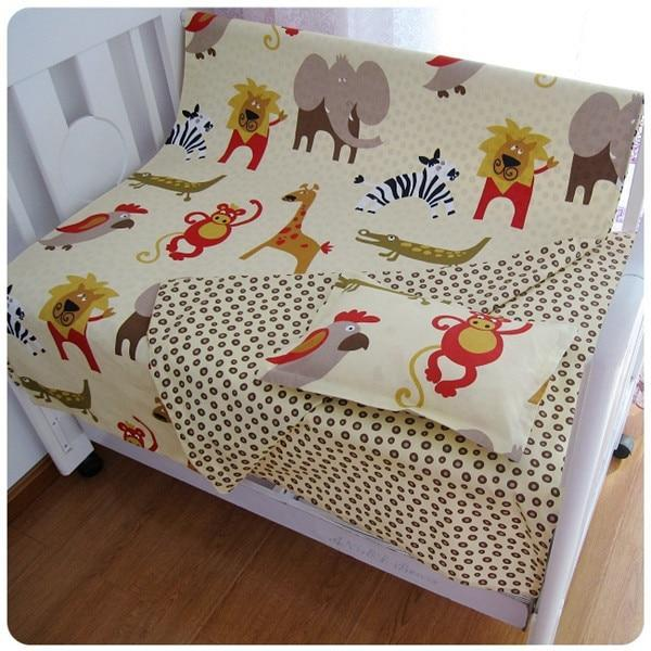 3 Piece Baby Bedding Set