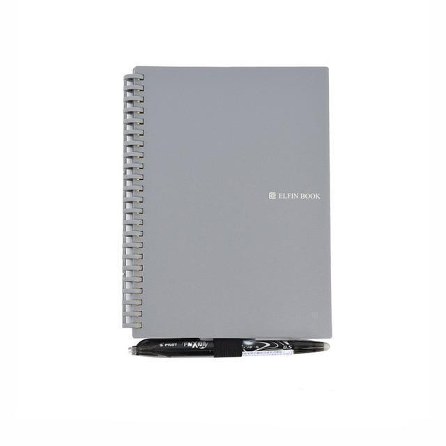 Smart Wave Cloud Erase Notebook