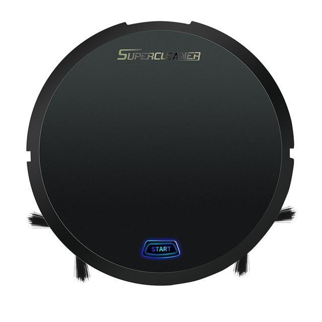 Rechargeable Auto Cleaning Vacuum Cleaner - Smart Sweeping Robot