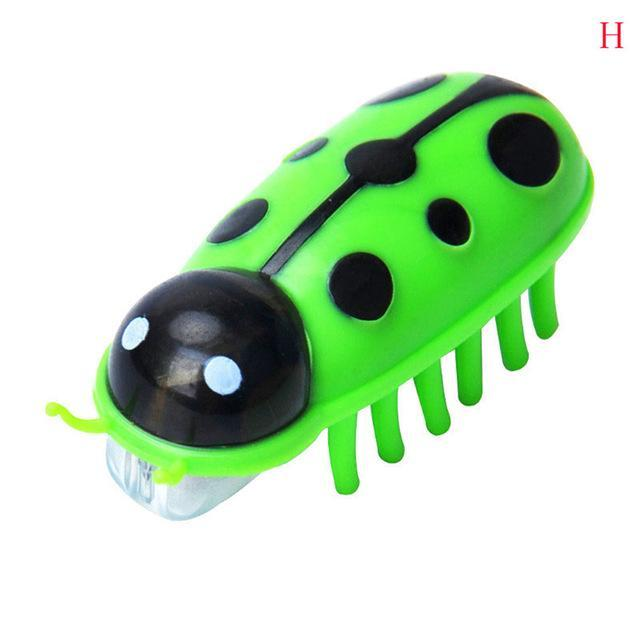 Micro Moving Bug Robotic Toy For Pets