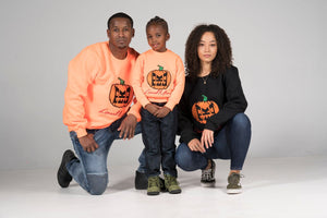 Limited Edition Brute-o'-Lantern sweaters (Children's)