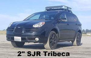 "2"" Lift Kit Fits Tribeca"