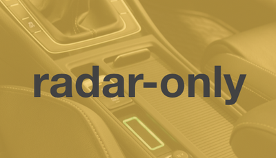 Radar-only - Strip