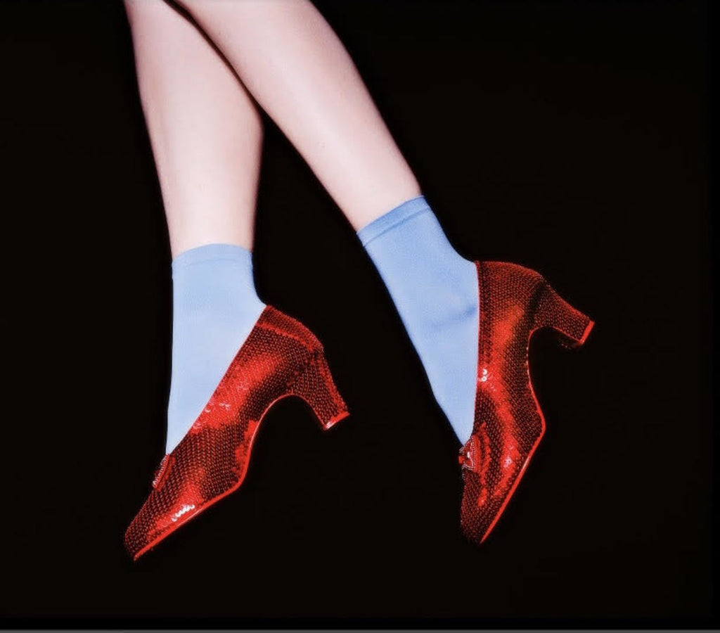 Tyler Shields, 'Ruby Slippers', 2019 - Provocateur Gallery