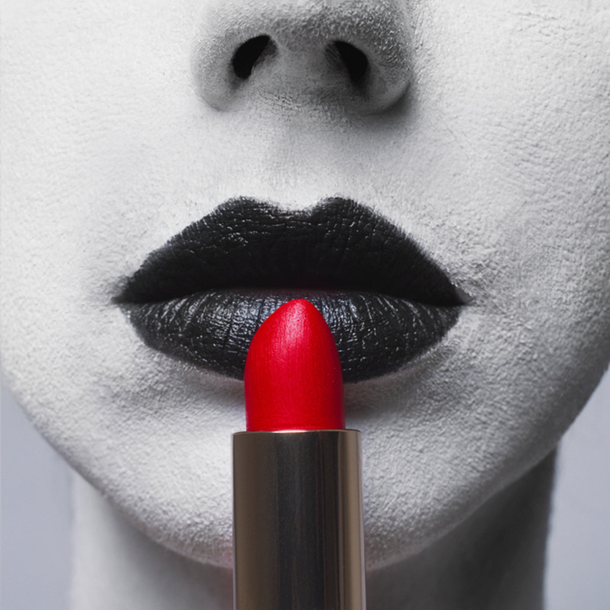 Tyler Shields, 'Red Lipstick', 2019 - Provocateur Gallery