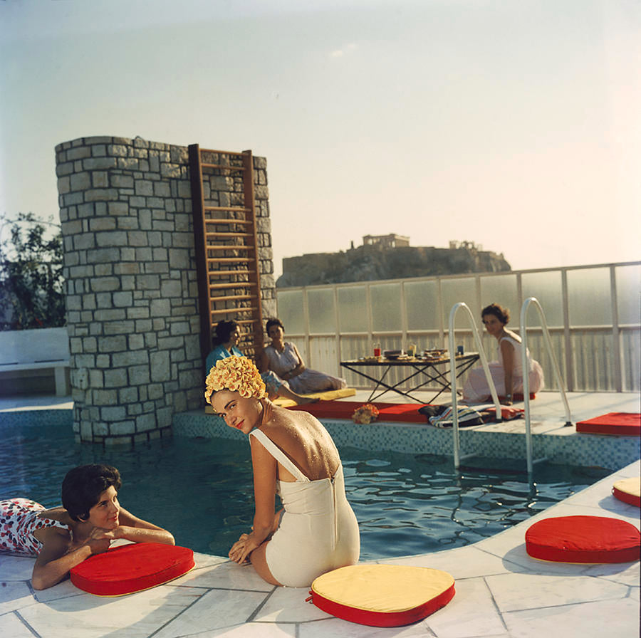 Penthouse Pool, 1967 - The Provocateur Gallery