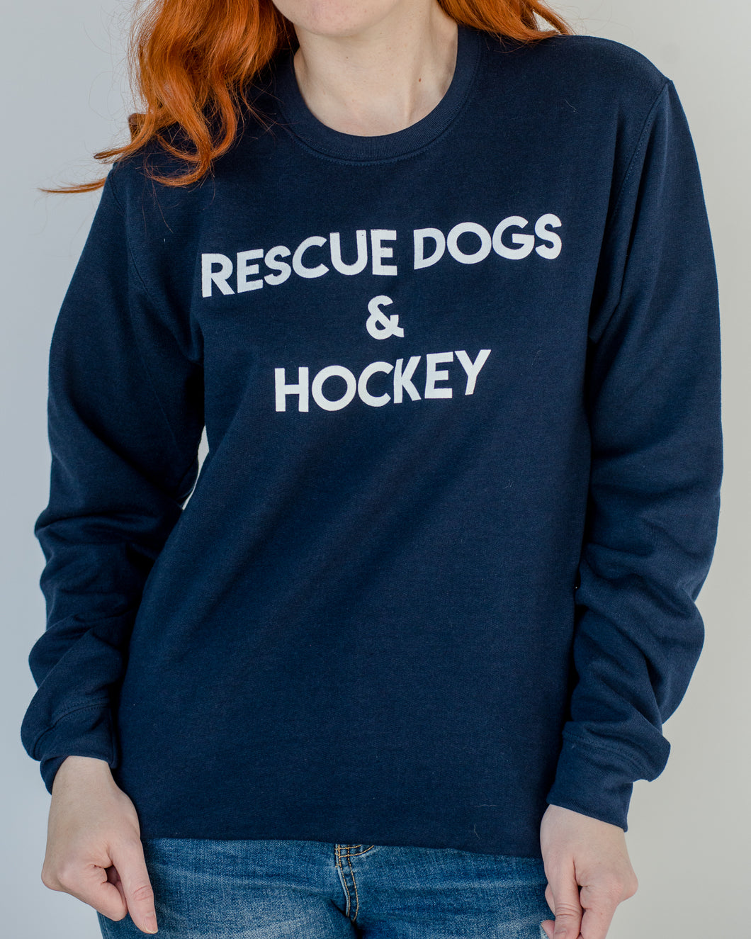 Rescue Dogs & Hockey