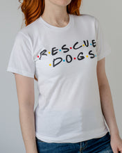 Load image into Gallery viewer, R.E.S.C.U.E. D.O.G.S T-shirt