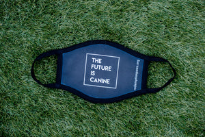 The Future is Canine Mask