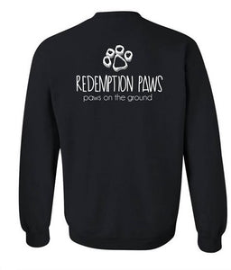 Rescue Dogs & Stay Home Sweatshirt
