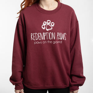 Redemption Paws Logo Sweatshirt