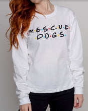 Load image into Gallery viewer, R.E.S.C.U.E. D.O.G.S Sweatshirt