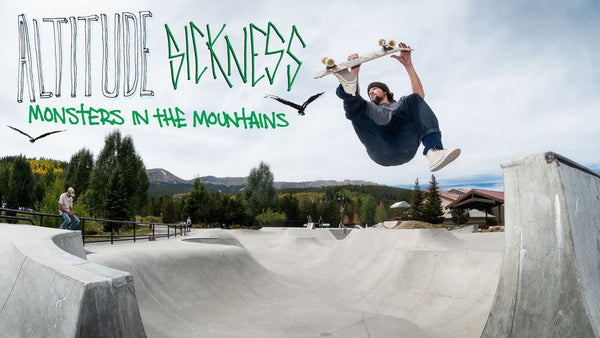 Trasher - Monsters in the Mountains