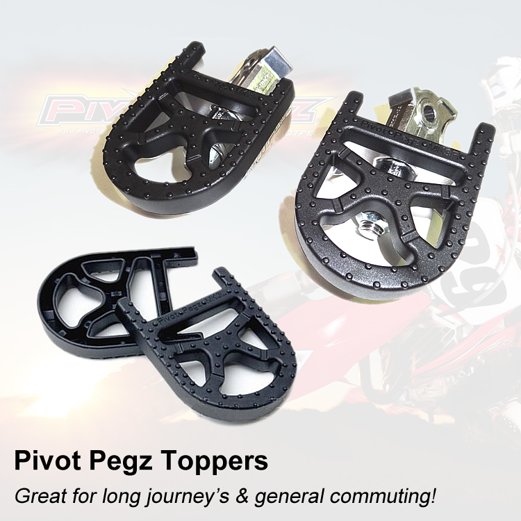 Topper Kit for Mark 3 Pivot Pegz