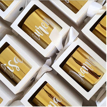 Load image into Gallery viewer, Gold Personalised Soy Candle 360ml