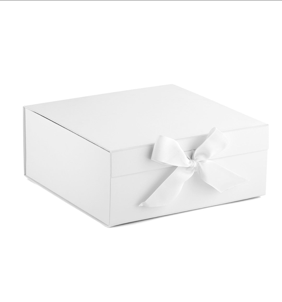 Monogramed Hamper Box